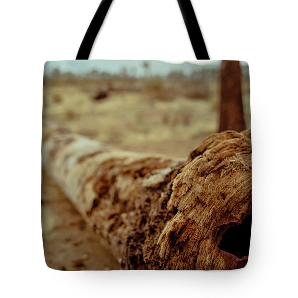 Hollow Lines Tote Bag