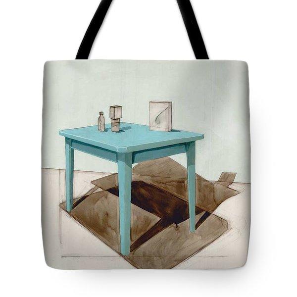 Hollow Still Life 1 Tote Bag