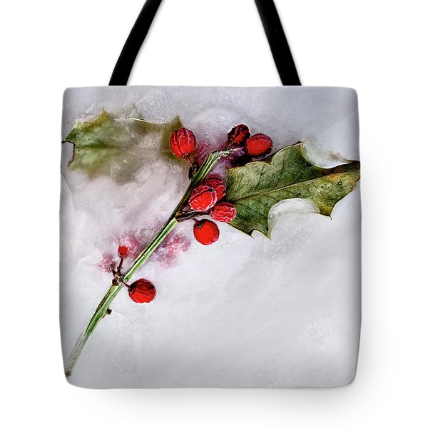 Holly 4 Tote Bag