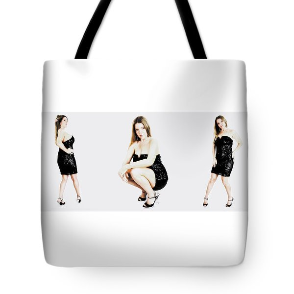 Holly 5 Tote Bag