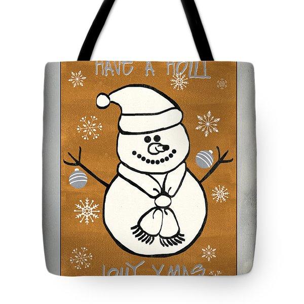Holly Holly Xmas Tote Bag