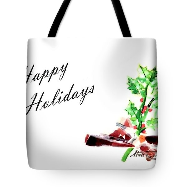 Holly Tote Bag