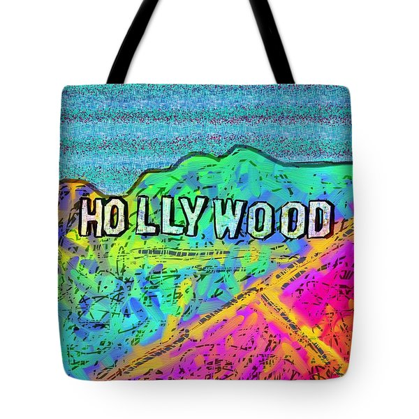 Hollycolorwood Tote Bag