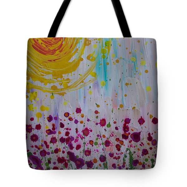 Hollynation Tote Bag