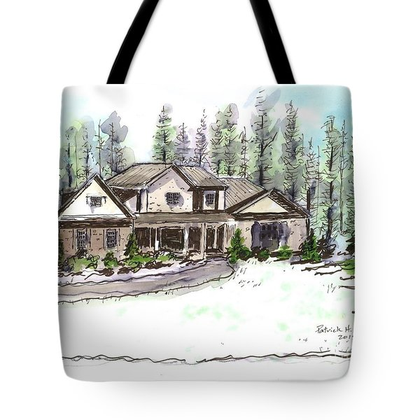 Holly's Place Tote Bag