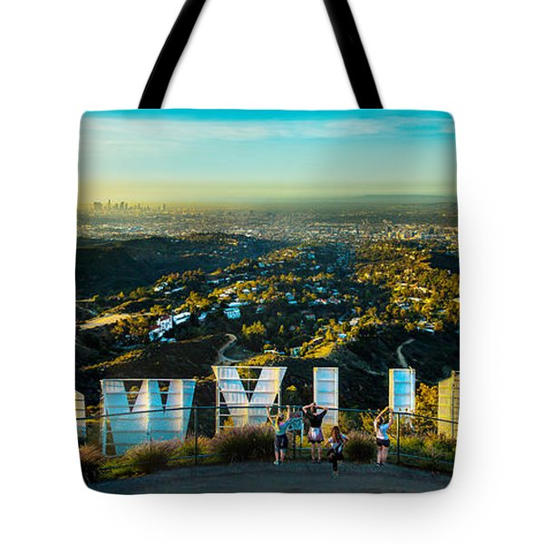 Hollywood Dreaming Tote Bag