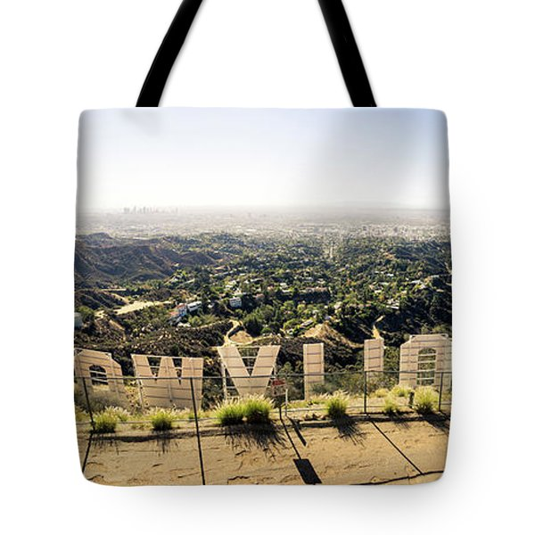 Hollywood Tote Bag by Michael Weber