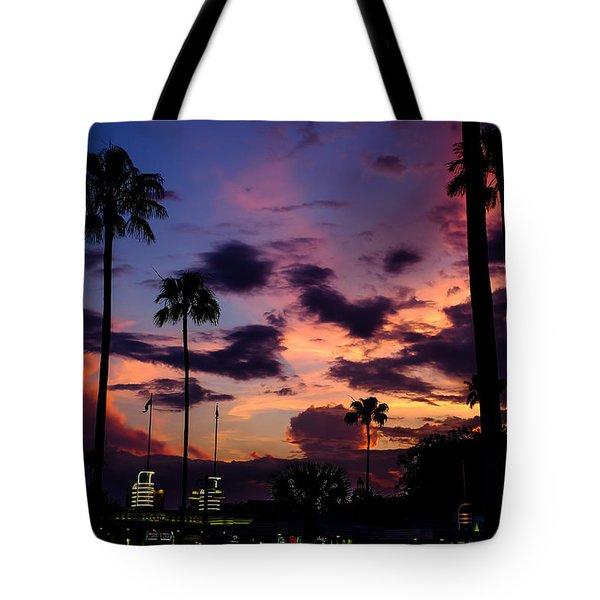 Hollywood Studios Twilight Tote Bag