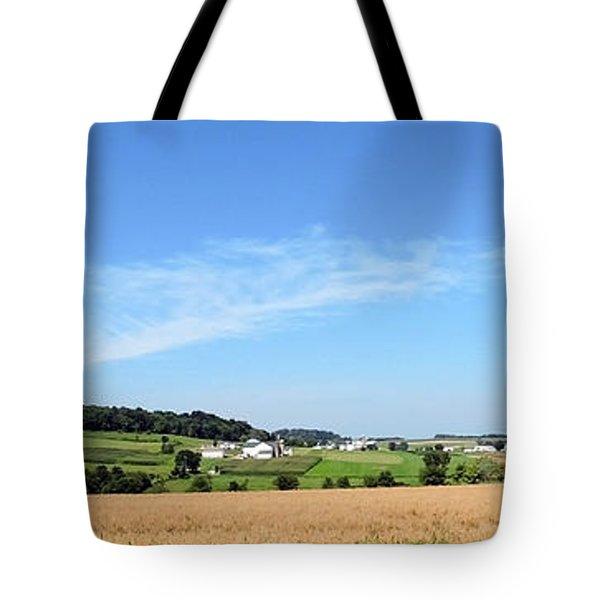 Holmes County Ohio Tote Bag