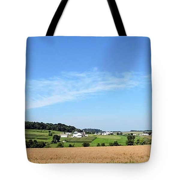 Holmes County Ohio Tote Bag