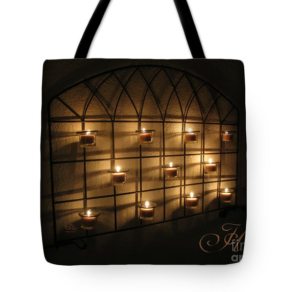 Tote Bag featuring the photograph Holy by Beauty For God