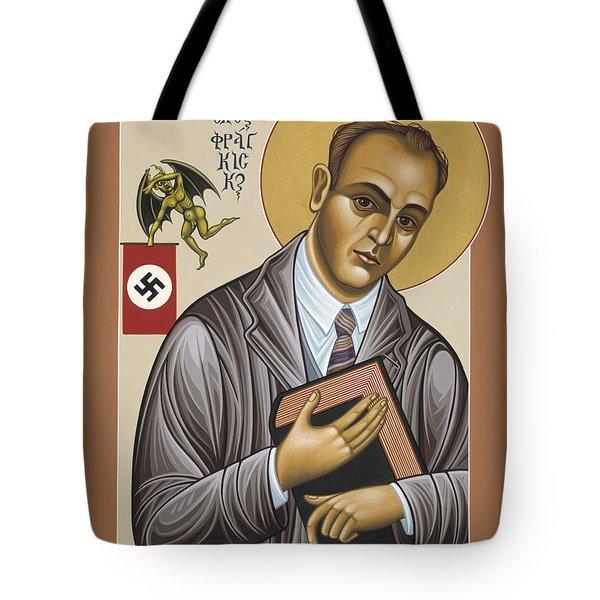 Holy Blessed Martyr Franz Jagerstatter 049 Tote Bag