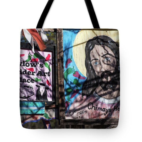 Holy Chile Tote Bag