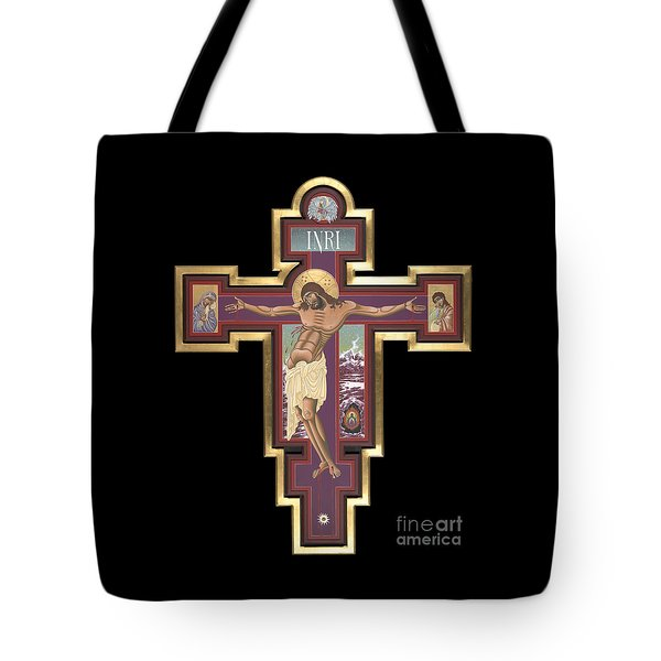 Holy Cross Of The New Advent 162 Tote Bag