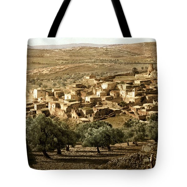 Holy Land - Bethany  Tote Bag