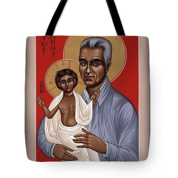 Holy New Martyr Rutilio Grande 050 Tote Bag