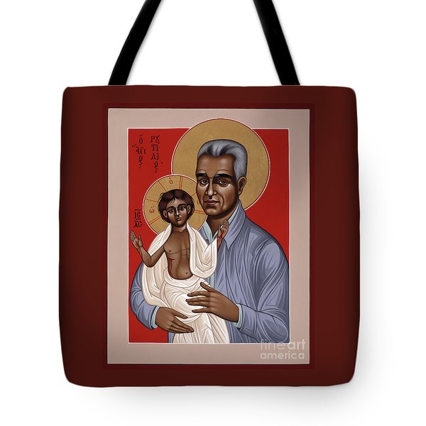 Holy New Martyr Rutilio Grande 050 Tote Bag