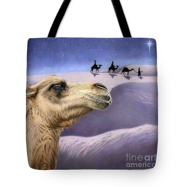 Holy Night Tote Bag