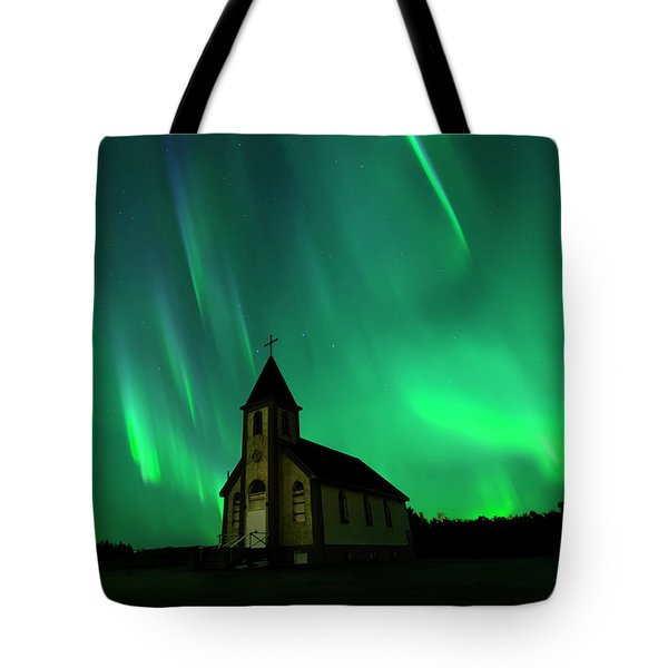 Holy Places Tote Bag