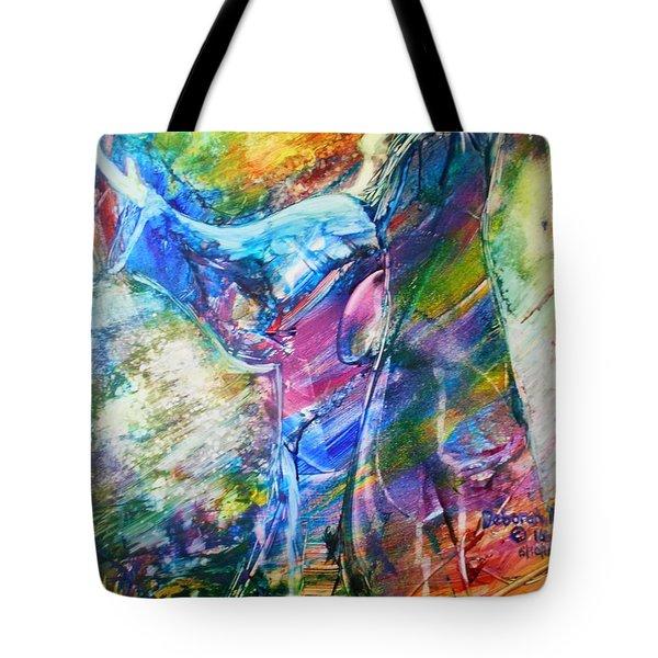 Holy Surrender Tote Bag