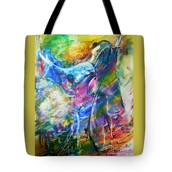 Holy Surrender Tote Bag