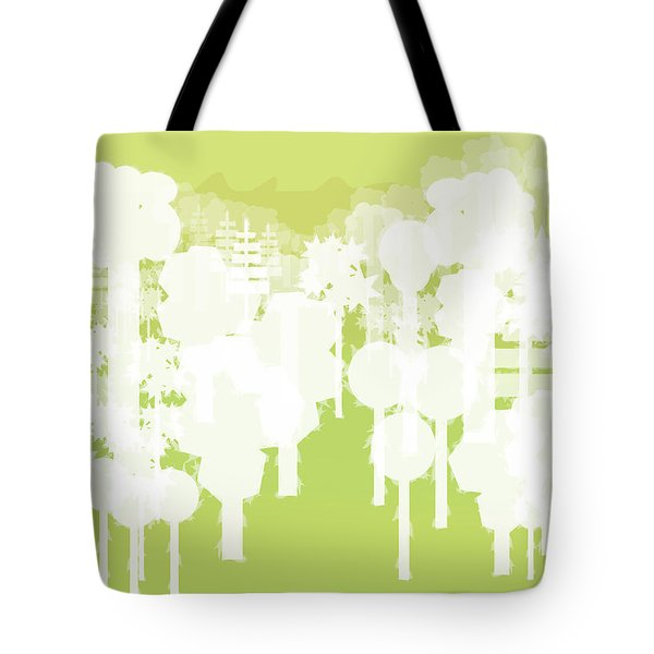 Holy Vale Tote Bag