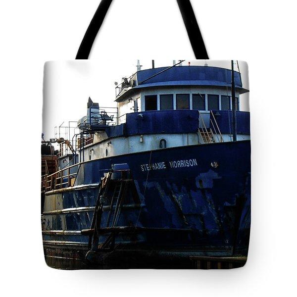 Homa La Tote Bag by Cynthia Powell