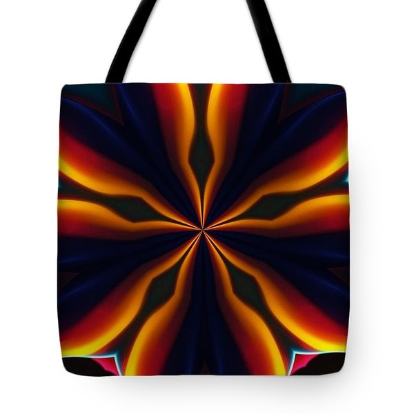 Homage To Georgia O'keeffe  Tote Bag