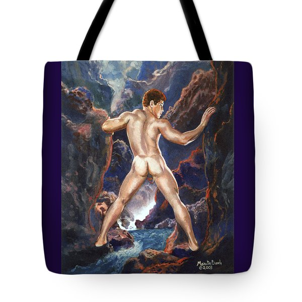Homage To Parrish Tote Bag