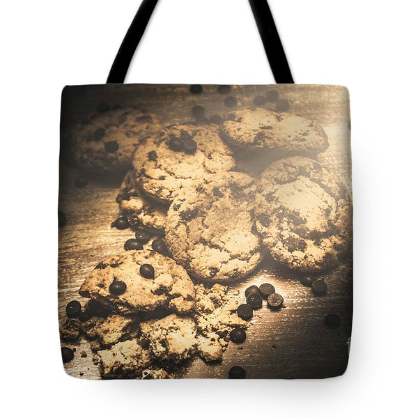 Home Biscuit Baking Tote Bag