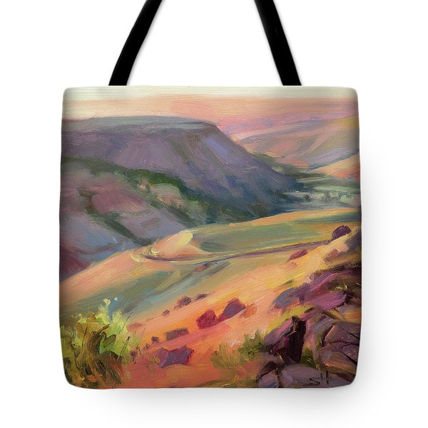 Home Country Tote Bag