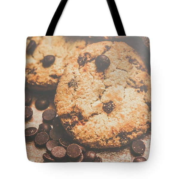 Home Made Biscuit Batch Tote Bag