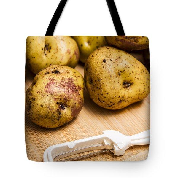 Home Made Meals Tote Bag