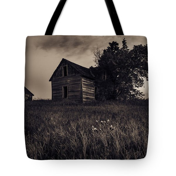 Home No More Tote Bag