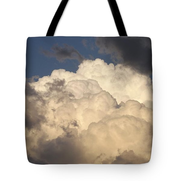 Home Of The Gods Tote Bag