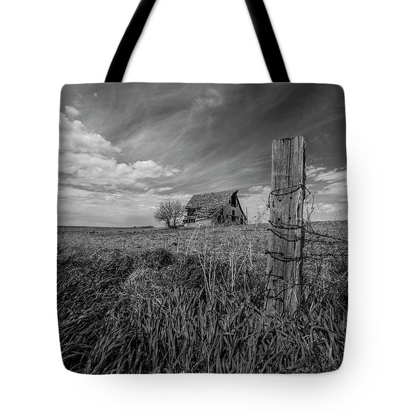 Tote Bag featuring the photograph Home On The Range  by Aaron J Groen