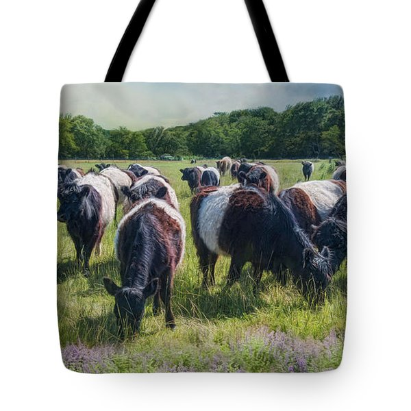 Milk And Cookies Tote Bag