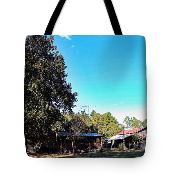 Home-place II Tote Bag