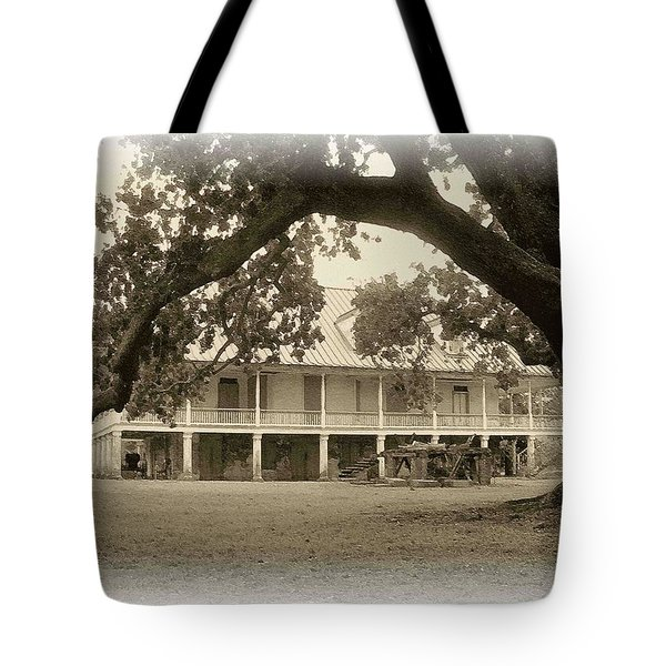Home Place Impressions Tote Bag