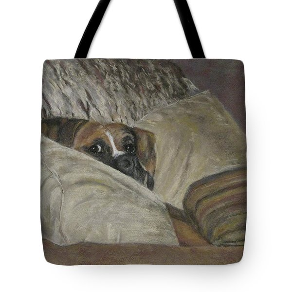 Home So Soon Tote Bag by Elizabeth Ellis