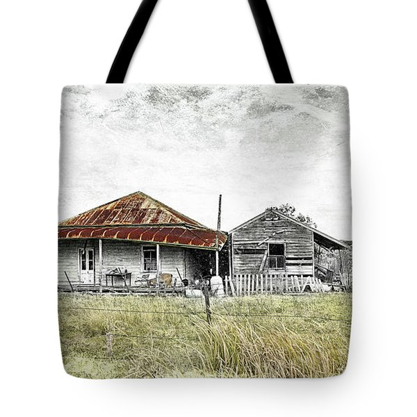 Home Sweet Home 001 Tote Bag by Kevin Chippindall