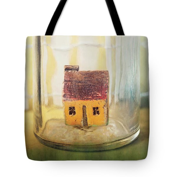 Tote Bag featuring the photograph Home Sweet Home by Amy Weiss