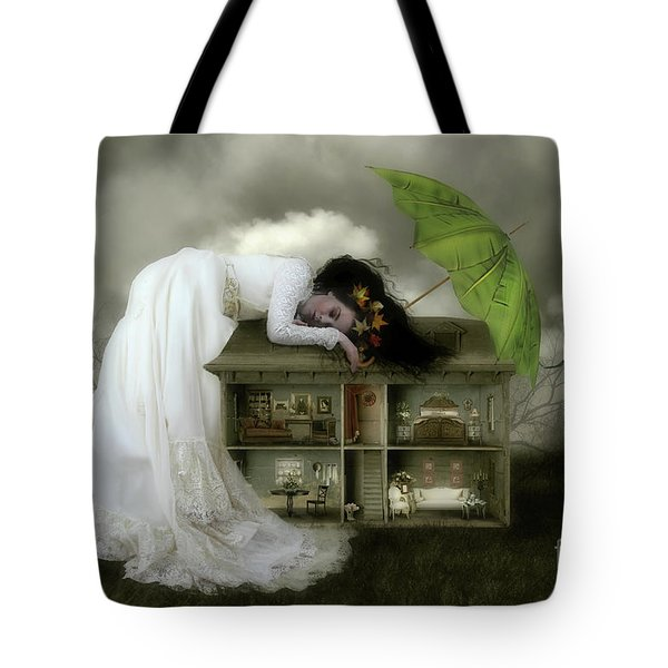 Home Sweet Home Tote Bag by Shanina Conway