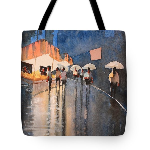 Home Time Tote Bag by Gareth Naylor