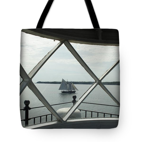 Home To Rockland Tote Bag