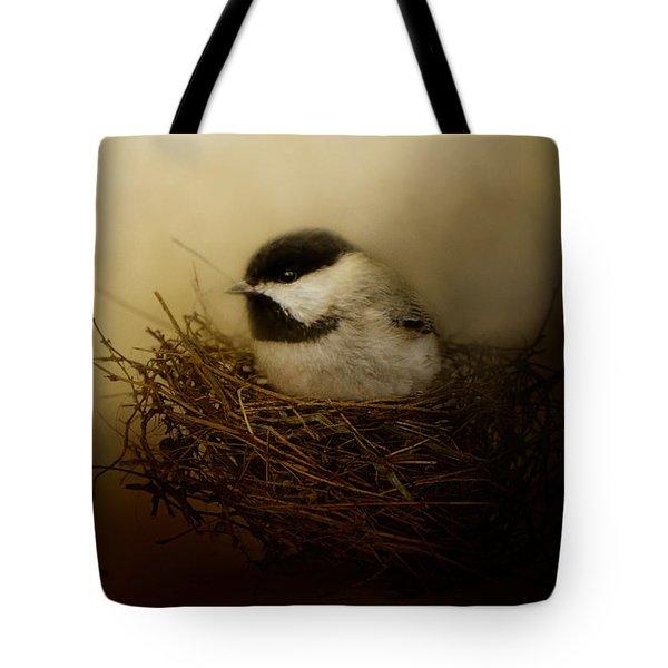 Home Tweet Home Tote Bag