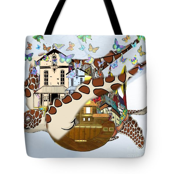 Home Within Home Tote Bag
