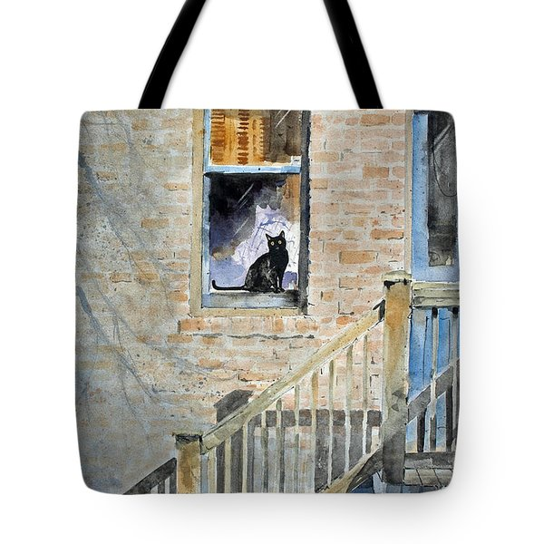 Homecoming Tote Bag by Monte Toon