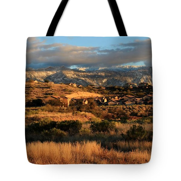 Homefront Tote Bag