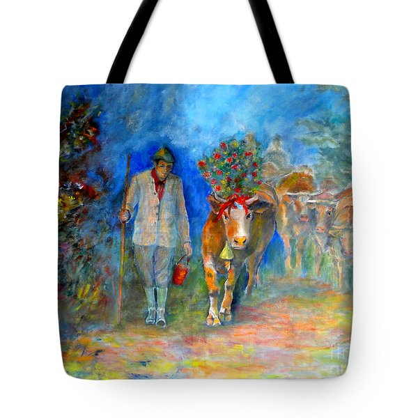 Homeland Museum Tote Bag